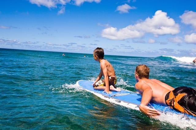 Get The Kids Surfing!!