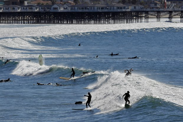 World S Best Surf Towns Pacific Beach San Go Liveswell