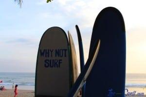 Kuta Beach Learn to Surf Bali surf best beach towns-imp