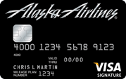 Best Airline Credit Cards Live Swell Alaska Airlines