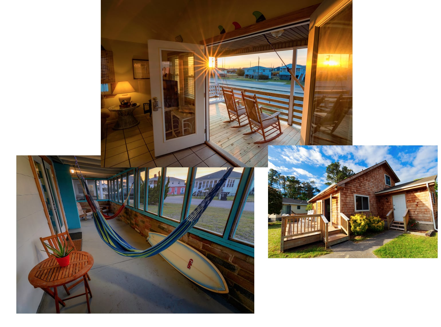 Live Swell beach bungalows