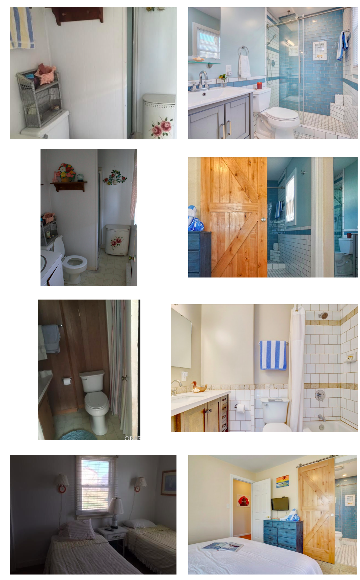Magical Bungalow 3 Beach House Renovations Before and After