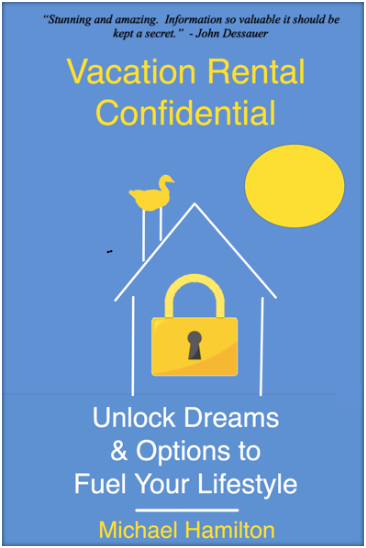 Vacation Rental Confidential Book Cover