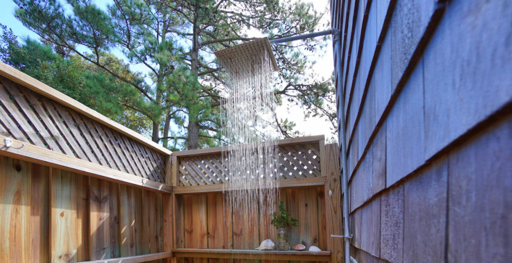 Live Swell Outdoor Shower Outer banks