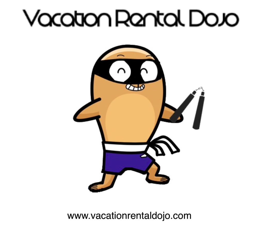 Vacation Rental Dojo Logo