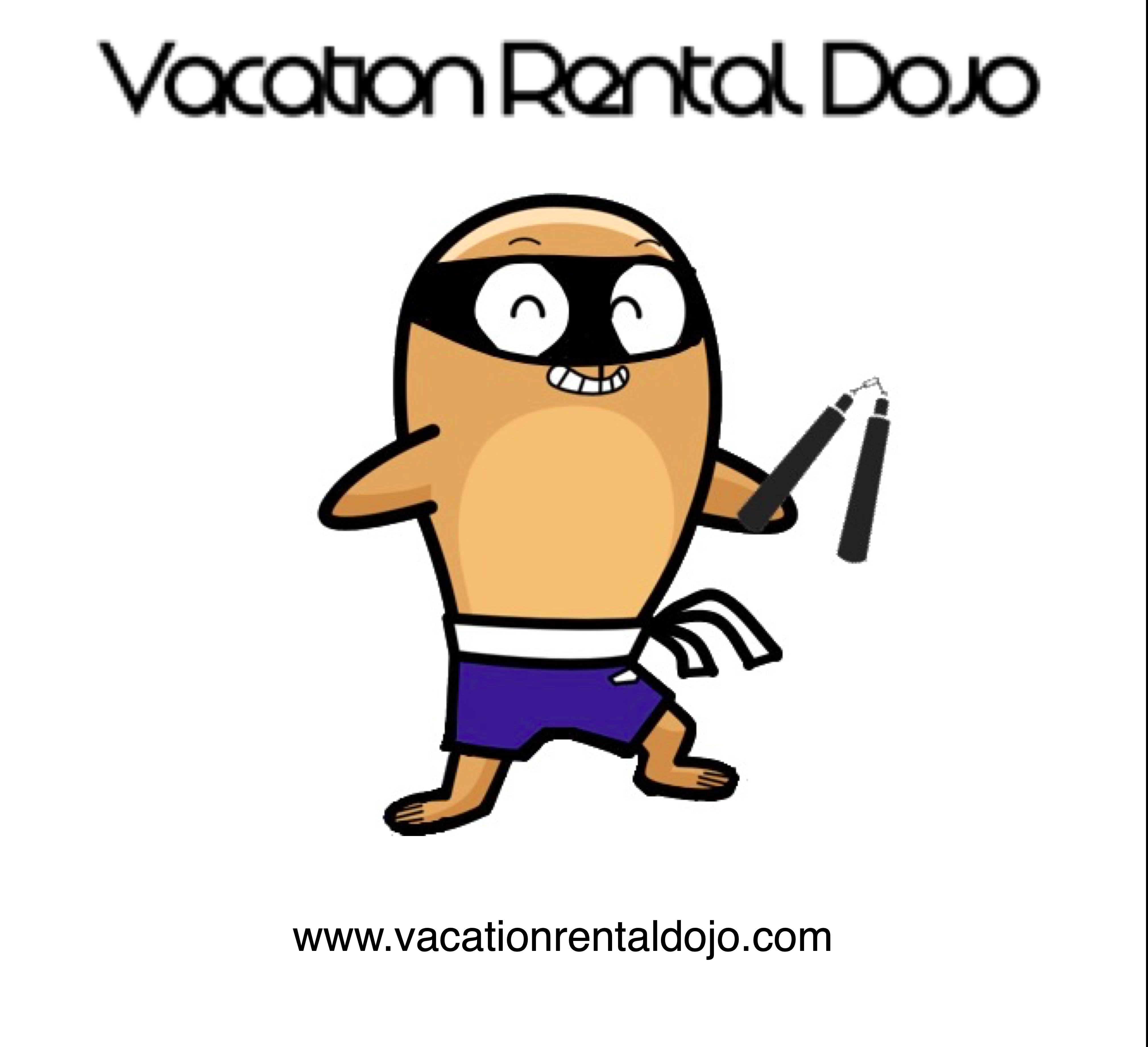 Vacation Rental Dojo Logo
