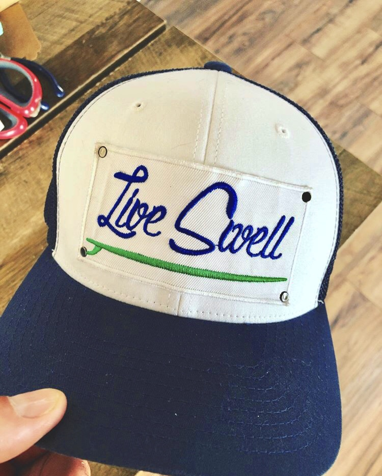 Live swell hat