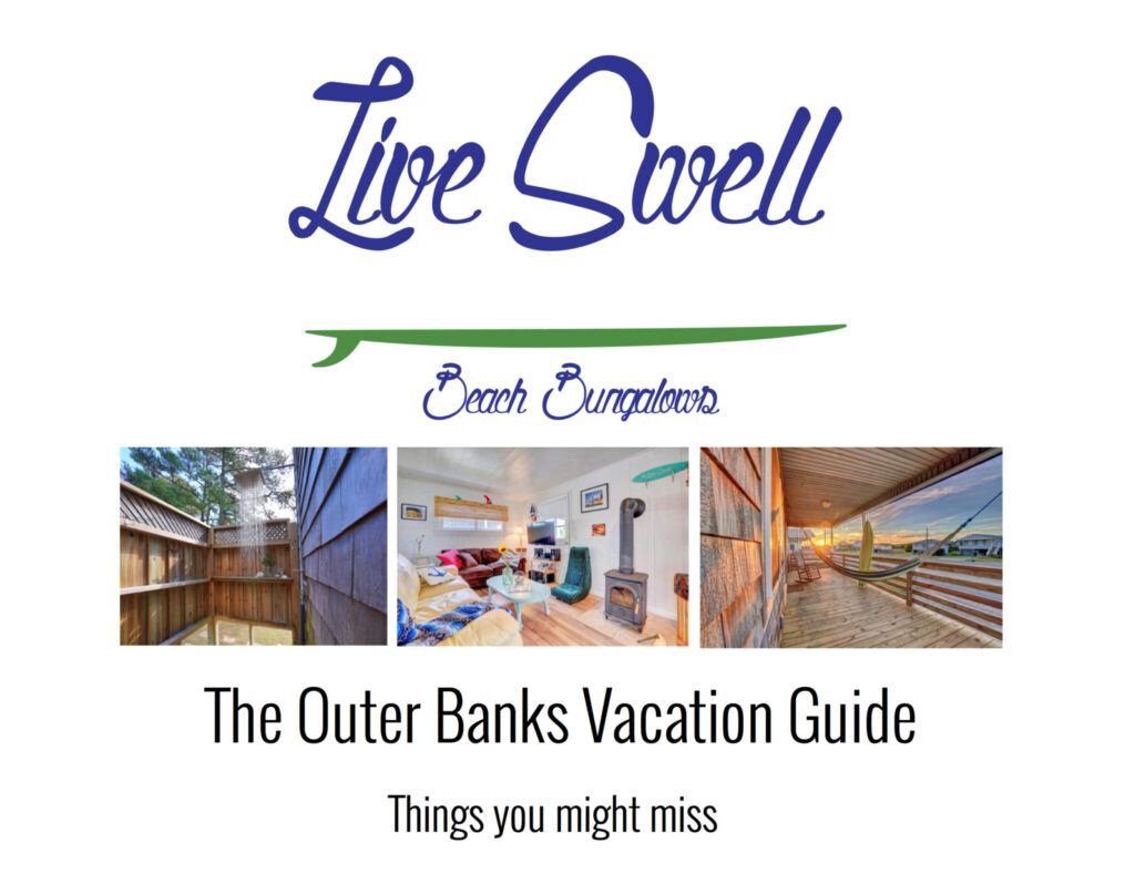 live swell obx vacation guide